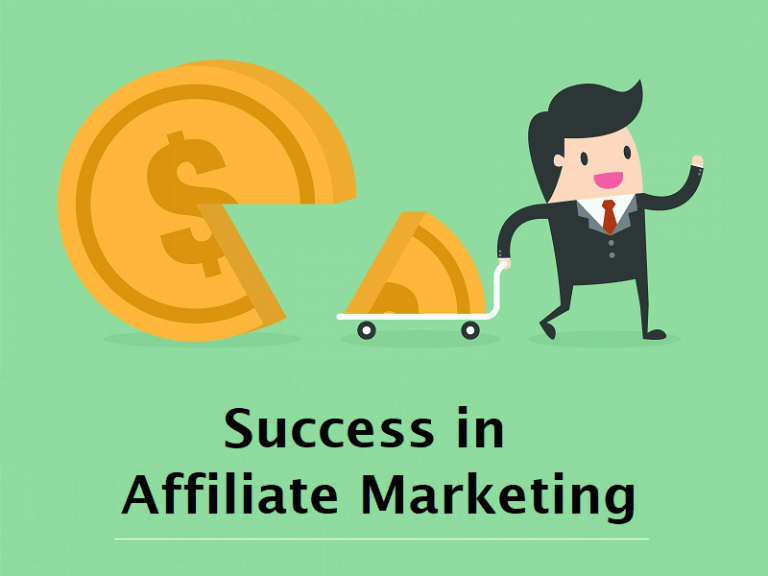 Success in Affiliate Marketing
