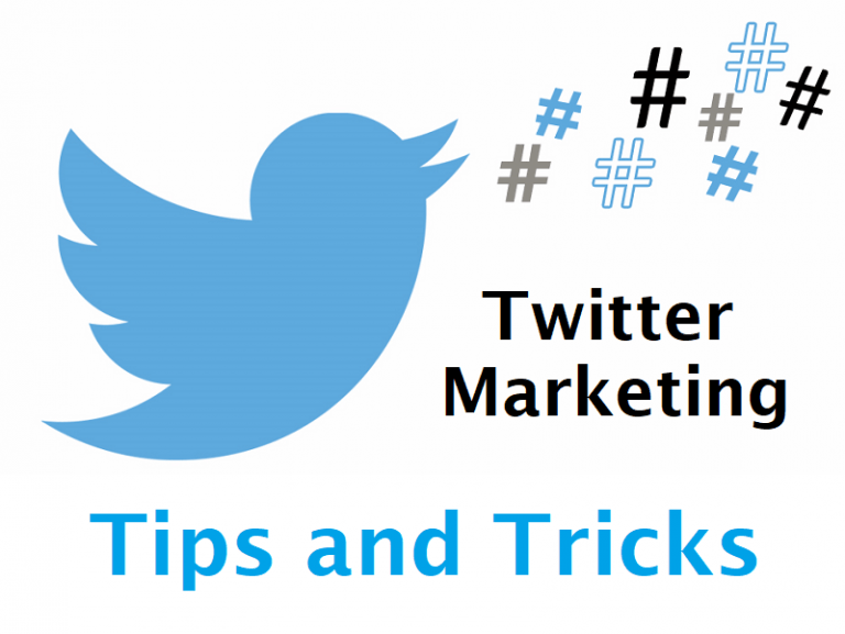 Twitter Marketing – Tips and Tricks